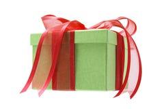 Pacchetto del regalo fotografia stock libera da diritti