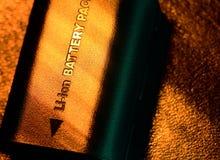 Pacchetto della batteria Fotografia Stock