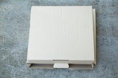 Pacchetto della scatola di carta Fotografia Stock Libera da Diritti