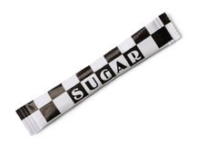 Pacchetto dello zucchero Immagine Stock Libera da Diritti