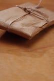 Pacchetto di carta Immagini Stock