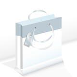 Pacchetto di carta classico Immagine Stock
