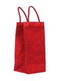 Pacchetto rosso Immagine Stock