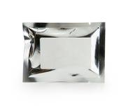 Pacchetto sigillato fresco di alluminio Immagini Stock Libere da Diritti