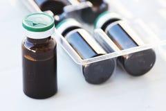A pacckage of medicines Stock Photos