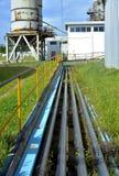 Pacco dei tubi dell'acciaio inossidabile Immagine Stock Libera da Diritti