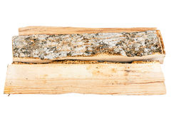 Pacco di legna da ardere Fotografia Stock Libera da Diritti