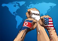 Pace royalty illustrazione gratis