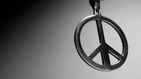 Pace bianca e nera Fotografie Stock Libere da Diritti