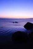 Pace nelle onde Immagini Stock