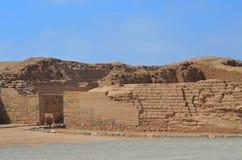 Pachacamac, Perú imagen de archivo libre de regalías