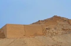 Pachacamac, Perú foto de archivo libre de regalías