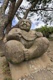 Pachamama, большая скульптура женщины Стоковые Фотографии RF