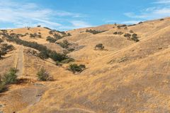 Pacheco Pass Stock Images