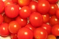 Pachino-Tomaten Lizenzfreie Stockbilder
