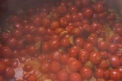 Pachino tomatoes Royalty Free Stock Image