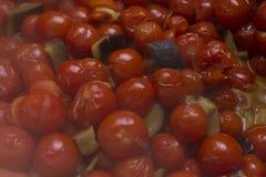 Pachino tomatoes Stock Photography