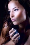 pachnidło kobieta Zdjęcia Royalty Free