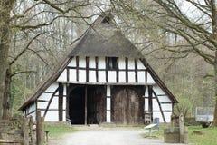 Pachtbesitz-Haus stockbilder