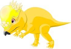 Pachycephalosaurus Imágenes de archivo libres de regalías