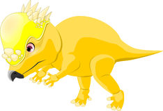 Pachycephalosaurus 免版税库存图片