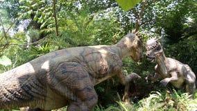 Pachychepalosaurus Images libres de droits