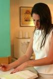 pacient αναμονή Στοκ εικόνα με δικαίωμα ελεύθερης χρήσης