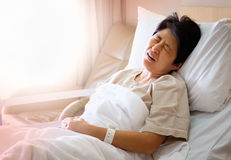 paciente Imagens de Stock Royalty Free