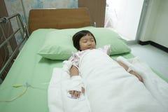 paciente Imagens de Stock