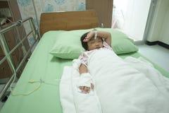 paciente Imagem de Stock Royalty Free