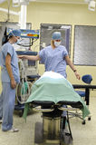 Cirugía Imagen de archivo libre de regalías