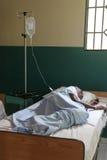 Paciente de la clínica de Robillard Fotografía de archivo libre de regalías