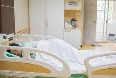Paciente femenino Fotos de archivo