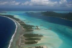 Pacif island Royalty Free Stock Photo