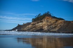 Pacific City Oregon Royalty Free Stock Photography