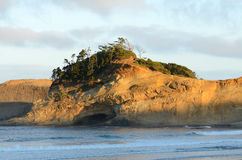Pacific City Royalty Free Stock Images