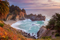 Pacific Coast. Stock Photos