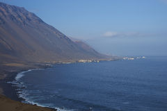 Pacific Coast of Chile stock images