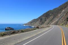 Pacific Coast Highway Stock Image