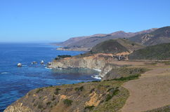 Pacific Coast Highway, California Royalty Free Stock Photography