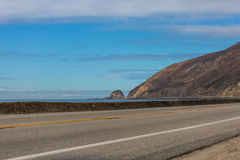 Pacific Coast Highway Stock Images