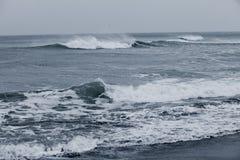 The Pacific coast of Kamchatka Royalty Free Stock Photo