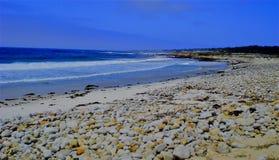 Pacific coast near Big Sure, California Stock Image