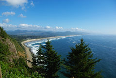 Pacific Coast, Oregon Royalty Free Stock Photo