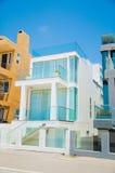 Pacific Coast in Santa Monica Royalty Free Stock Photos