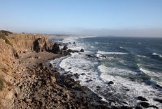 Pacific Coast, Sonoma County, California Royalty Free Stock Photography