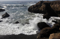 Pacific Coast, Sonoma County, California Royalty Free Stock Image