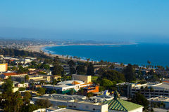 Pacific Coastline Royalty Free Stock Images