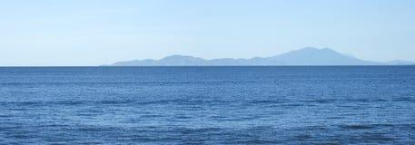 Pacific Coastline in Honduras Royalty Free Stock Image