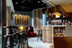 Free Pacific Coffee Cafe Royalty Free Stock Photos - 60904858